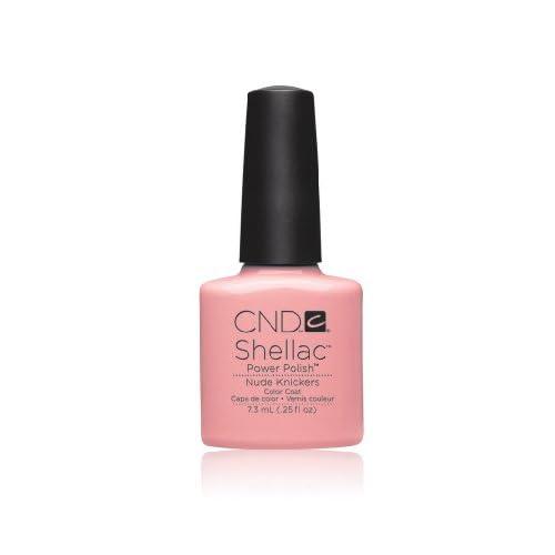 CND Shellac CNDS0089 Nude Knickers Smalto per Unghie