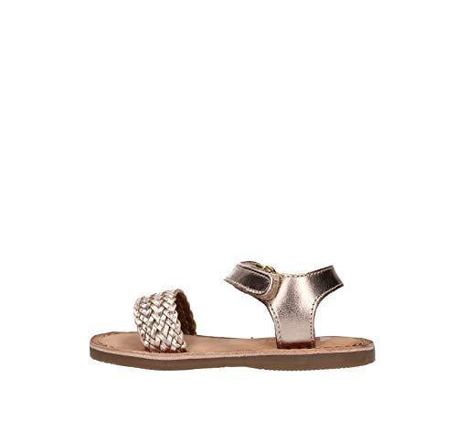 Giosepo - Sandalias para niña, Marrón (marrón), 24 EU