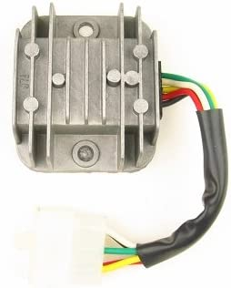 Automotive Parts Rectifier Regulator Suzuki 500 Lt F500 Lt-f500f ...