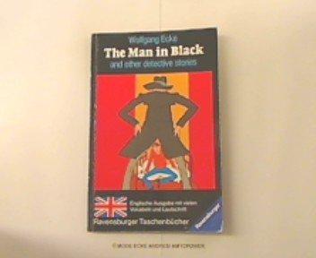 The Man in Black: and other detective stories   -   Club der Detektive (RTB - Englischsprachige Taschenbücher)
