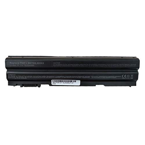Szhyon Fit for 10.8V 9 Cells Laptop Battery fit for Dell Latitude 3560 e5420 e5520 e6420 e6520 E6530 E6430 T54FJ 009K6P 04NW9 08858X 0X57F1