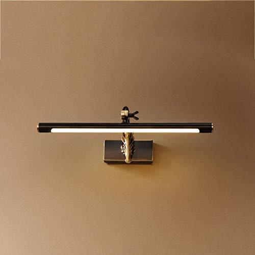 CCHWJX LED metaal vanity licht koper waterdicht mooi design lampen spiegel lamp slaapkamer toilettafel wandlamp familiehotel