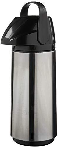 Garrafa Térmica Air Pot, Invicta, Inox, 1.0L