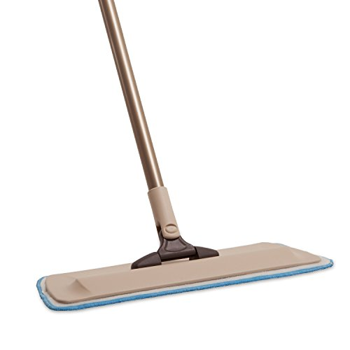 SnapMop Microfiber Mop System | Reusable, Adjustable, Lightweight, | Makes Cleaning Your Floors a Snap!