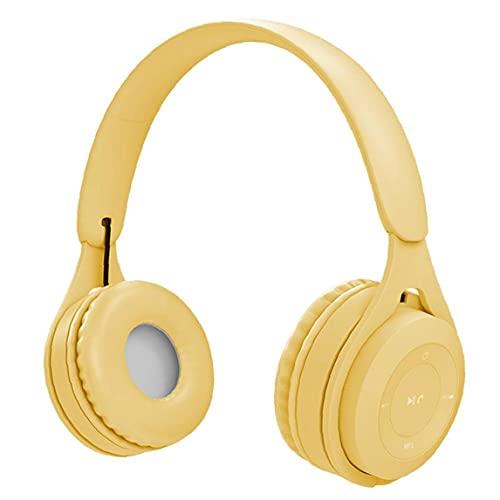 Funk-Headset Bunter Stereo-Kopfhörer...