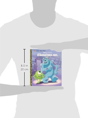 Monsters, Inc. Little Golden Book (Disney/Pixar Monsters, Inc.)