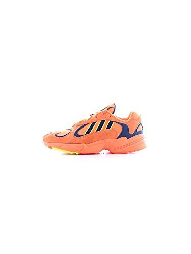 adidas Yung-1, Scarpe da Fitness Uomo, Arancione (Naalre/Amasho 000), 42 EU