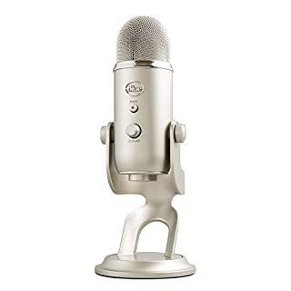 Blue Yeti USB Microphone - Platinum Edition (B008F4USMS) | Amazon price tracker / tracking, Amazon price history charts, Amazon price watches, Amazon price drop alerts