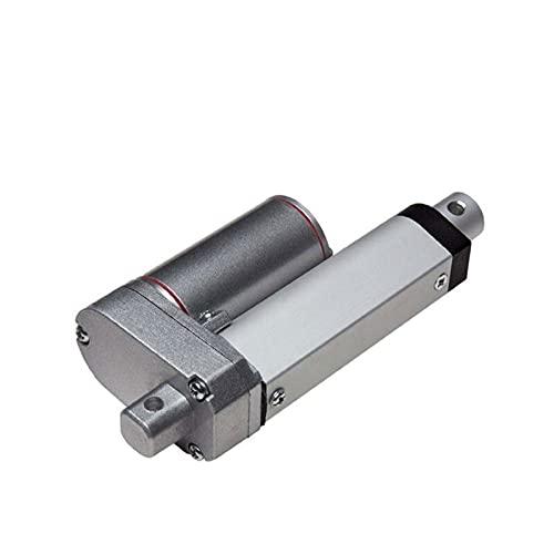 Verakee Ztengyu-Motor eléctrico de elevación Actuador de 12V 24V Micro Lineal, Velocidad de 100 mm/s, Carga 1600n, 150 mm de pulsación de 6 Pulgadas Buena adaptabilidad