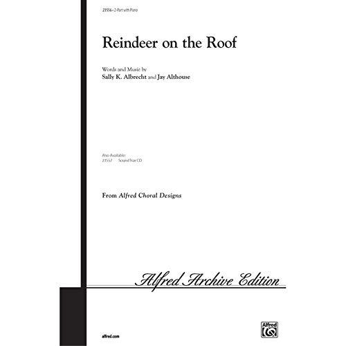 Alfred 00-23556 reno en el tejado - Music Book