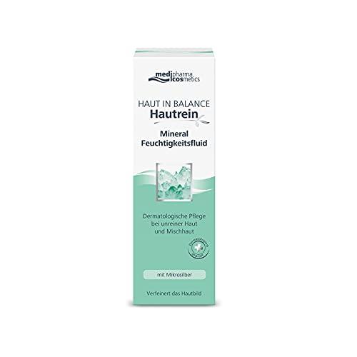 Dr. Theiss Naturwaren - Equilibre minéral de la peau - Fluide hydratant - 50ml (Import Allemagne)