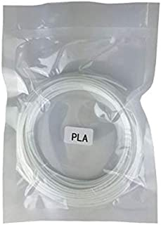 SUGOI™ 3D PLA filaments for 3D Pen 1.75mm Filament 6 Meter Refills Pack of 1 (White)