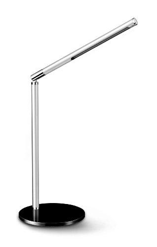 CEP - Lampe LED - CLED-0100 - Socle Noir/Bras Gris Metal