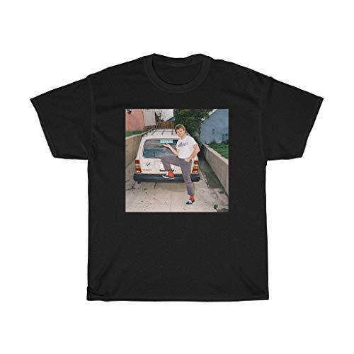 DKISEE Mac italiana Demarco Mac Camiseta Demarco, agradecido muerto, Mac Demarco, coche,...