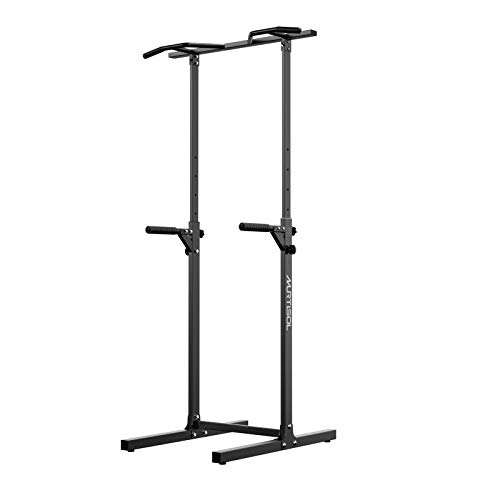 Murtisol Power Tower Dip Stands Exercise Fitness for Home Gym
