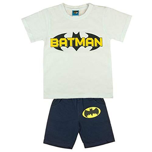Batman Jungen 2-Teiler Set Größe 134, Farbe Modell 1