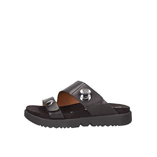 Stonefly - sandale en cuir femme riva 3 - 41 - nero
