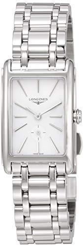Longines Dolcevita reloj de cuarzo con esfera blanca para mujer L52554116