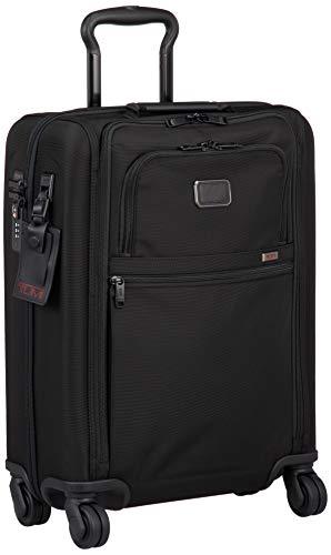 [トゥミ] スーツケース 公式 正規品 TUMI ALPHA Discon INTL SLIM SUPER LEGER C/O 55 cm BLACK