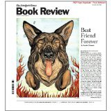 The New York Times Book Review, October 23, 2011 - Best Friend Forever By Jennifer Schuessler (RIN TIN TIN The Life and Legend. By Susan Orlean)