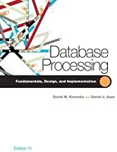Database Processing 11th (eleventh) edition