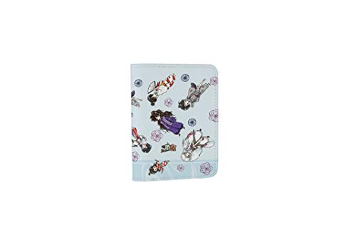 犬夜叉 02 殺生丸一行&奈落一派&蛮骨&蛇骨 ちりばめデザイン(グラフアート) カードホルダーの拡大画像