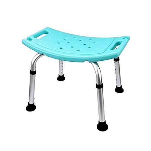 ZTMN Douchekruk/badkuip, in hoogte verstelbaar, antislip, van aluminiumlegering, voor vrouwen, zwangerschap, met rolstoel
