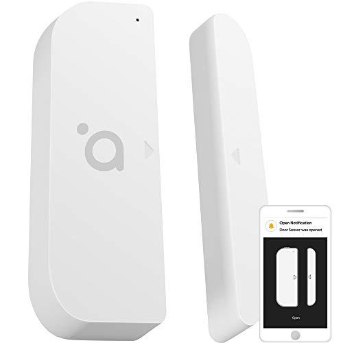 acme SH2102 Tür Fensterkontakt Smart Fenster Sensor Drahtloser Türfenstersensor - Fernbedienung Über Die App Hub-Free Sprachsteuerung Weiss