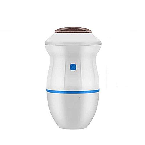 LQHZWY Meuleuse portative de Pied d'USB, meuleuse électrique de Pied d'adsorption de Vide, Outil de Soin de Pied de pédicure pour la Peau Dure, Fendue, sèche- Bleu