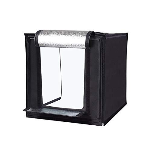 SXY-softboxen draagbare studio-kleine foto-lichtbak set opvouwbaar, eenvoudig, zacht en helder achtergrondoppervlak met het verduisteren vullen licht