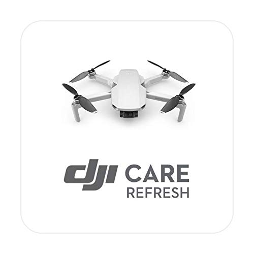 DJI Mavic Mini - Care Refresh, Garantie Mavic Mini, bis zu zwei Ersatzprodukte innerhalb von 12 Monaten, schneller Support, Abdeckung von Sturz- und Wasserschäden, Aktiviert innerhalb von 48 Stunden