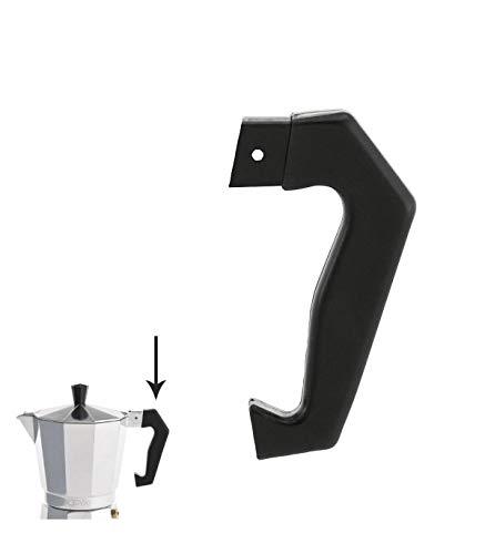 ORYX 5056131 Mango Cafetera Alumino Classic 6 Tazas, Kunststoff