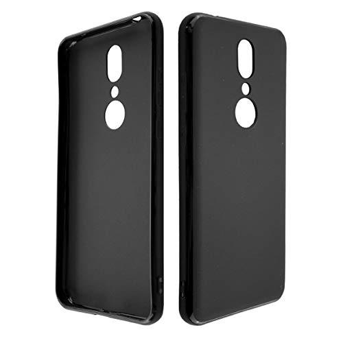 caseroxx TPU-Hülle für Sharp Aquos V, Handy Hülle Tasche (TPU-Hülle in schwarz)