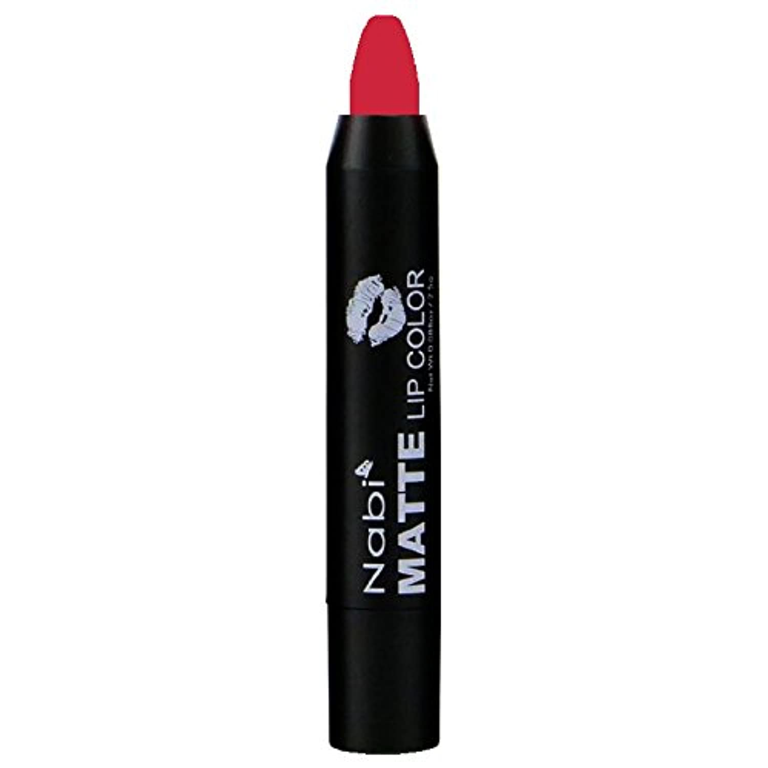 Nabi Cosmetics Matte Lip Color - Matte Pink Blush (並行輸入品)
