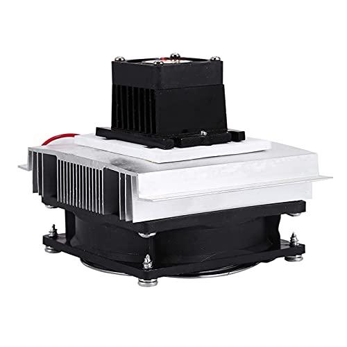 Kit de refrigeración de semiconductores electrónicos, con conductor de refrigeración sólido de metal Refrigeración Sistema de refrigeración termoeléctrico