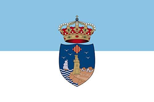 magFlags Bandera Large Torrevieja | Bandera Paisaje | 1.35m² | 90x150cm