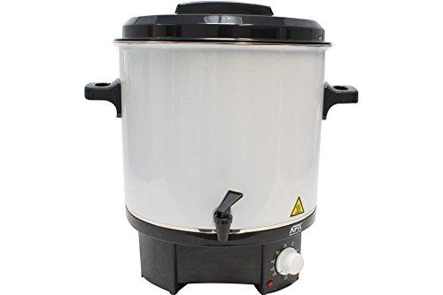 AFK Einkochtopf Glühweinspender 27 Liter 1800W mit Hahn