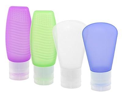 Philonext Reise-Flaschen für Toilettenartikel
