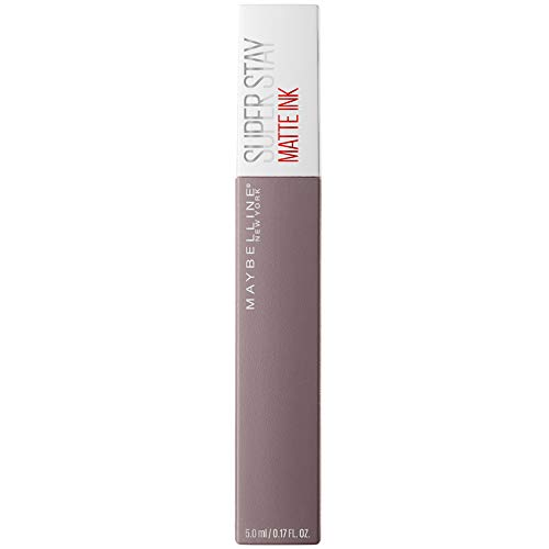 Maybelline New York Super Stay Barra de Labios Matte Ink 45 Escapist - 26 gr