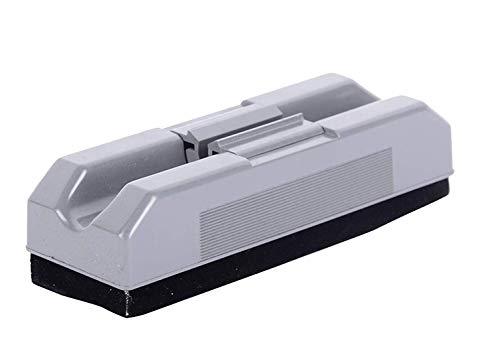 True-Ally Non-Magnetic Duster or Eraser for Whiteboard | Spring Marker Holder (Assorted Colors)