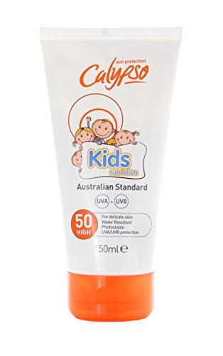 Calypso Sonnenmilch für Kinder, LSF50, 150 ml, CAL50KT