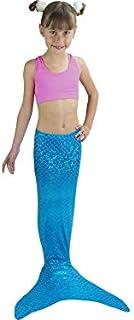 Blue Mermaid Tail Sleeping Bag Colour (3902)