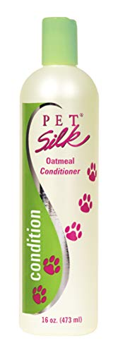 Pet Silk Conditioner, Oatmeal, 16 Oz