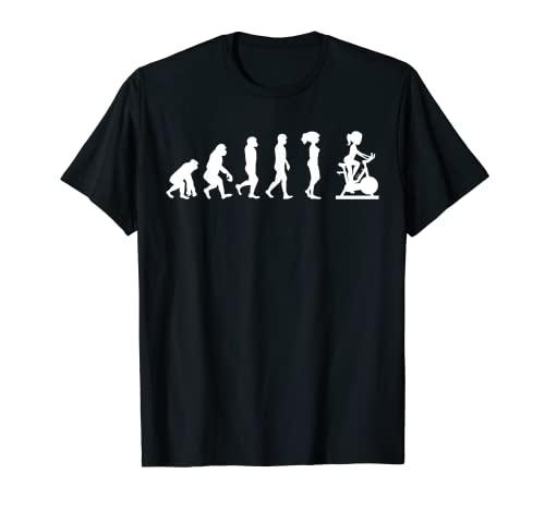 Spinning Evolution Cardio Indoor Cycling Zapatos de Camiseta