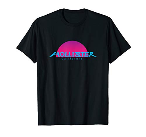 HOLLISTER CA., HOLLISTER CA. SUNSET, GIFT, SOUVENIR T-Shirt