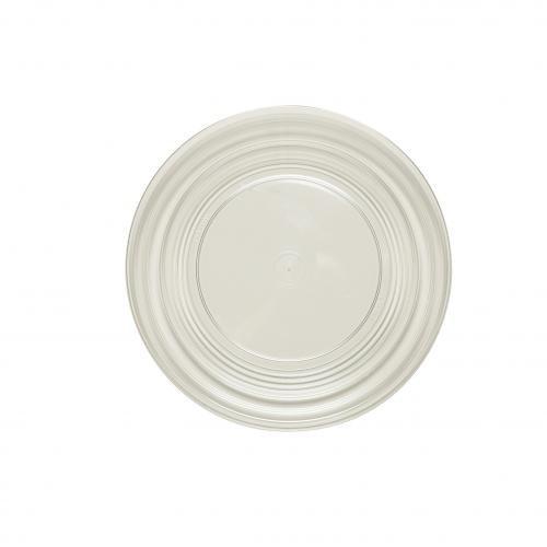 Plastico 1002 doorzichtig kunststof, klein 190 mm plaatje, 100 stuks