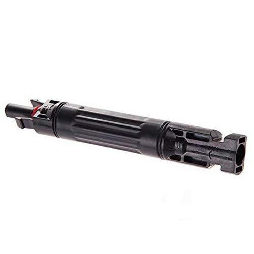 zreal MC4 Connecteur de fusible en ligne 1000 vdc mâle a fem PV Porte Fusible solaire 15 A