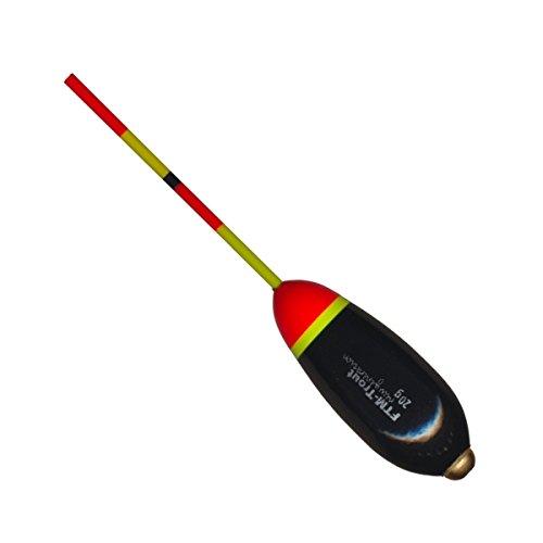 FTM Trout New Generation Walker Schlepppose - Angelpose zum Forellenangeln, Schleppangeln auf Forellen, Forellenpose, Tragkraft:15g