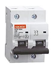 Interruptor automatico industrial 2P-6kA 16 A, Cablepelado®