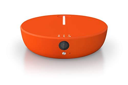 Solis X by Simo, Hotspot WiFi - Router Móvil, 4G LTE, No Requiere Tarjeta SIM, Sin Contrato, Cobertura Doméstica e Internacional Alta Velocidad, Cámara 8Mpx, Power Bank Incorporada, Opción VPN